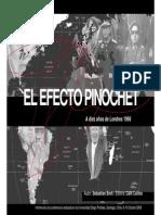 El Efecto Pinochet