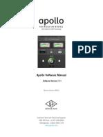 Apollo Software Manual v711