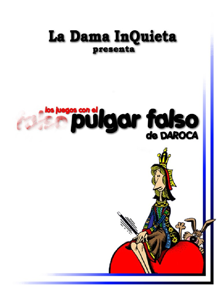 Daroca - Los Juegos Con El Pulgar Falso