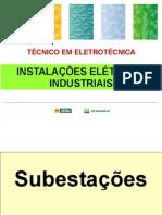 07 - Instalações Elétricas Industriais - Subestações