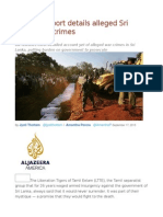 New UN report details alleged Sri Lanka war crimes.odt