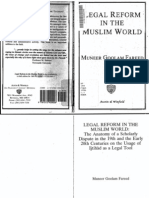 Legal Reform in the Muslim World