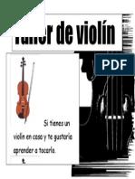Clases de Violin Itvh