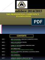 PAPER 4 - Professional Competency Examination