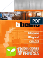 Publication- BTicino