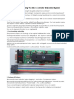 AVR Microcontrollers - Guide to Learning The Microcontroller Embedded System