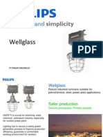 Wellglass - Industrial Luminaires for Petrochemical, Steel, Powerplant