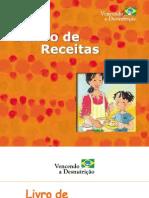 Livro de Receitas Vencendo a Desnutrição