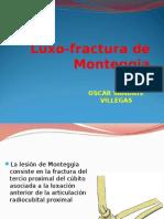Luxo-fractura de Monteggia