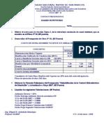 Examen Sustitutorio de Costos 2007-II Copia