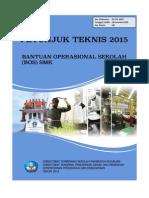 01-PS-2015 Bantuan Operasional Sekolah (BOS) SMK