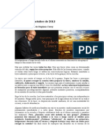 La Ley de La Cosecha de Stephen Covey