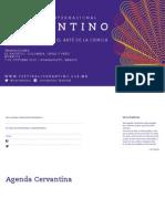 Agenda Cervantina