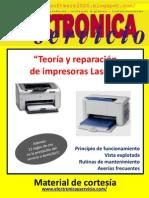 Electronica y Servicio N°116-Teoria y reparacion de impresoras lasser