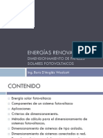 Capitulo 5 - Dimensionamiento de Sistemas Fotovoltaicos