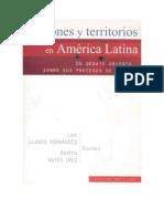 Regiones y Territorios en América Latina