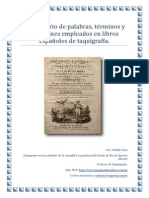 Vocabulavocabulario_de_palabras_terminos_y_locuciones_empleados_en_libros_espanoles_de_taquigrafia.pdfrio de Palabras Terminos y Locuciones Empleados en Libros Espanoles de Taquigrafia