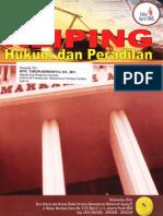 Kliping Hukum Dan Peradilan Edisi 4 2015