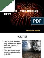 Pompeii – the Buried City