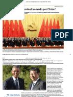 ¿Cómo Sería Un Mundo Dominado Por China_ _ China, Estados Unidos - América