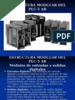 Estructura Modular Del PLC-5 AB