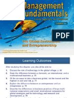 Management Fundamentals chapter 3
