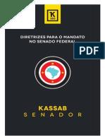 Diretrizes Para o Mandato No Senado Federal_Kassab