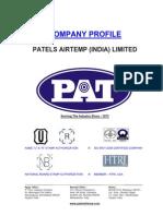 Company Profile _PAT