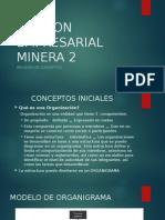 Gestion Empresarial Minera - Repaso Conceptos