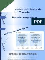 Certificados de Participacion Expo