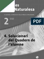 Solucionari Naturals Llibre 2ESO C