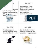Sindicatos Ley federal del Trabajo (Mex)