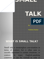 Small Talk Presentation