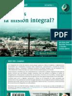 ¿Que Es La Mision Integral - Rene Padilla