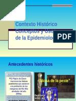 1.1.a. Historia, Conceptos y Usos de La Epidemiologia