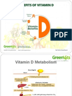 Need of Vitamin D Supplement in Europe