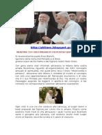 Το Μήνυμα Του Οικουμενικού Πατριάρχη Βαρθολομαίου Στο 23ο Διεθνές Οικουμενι(Στι)Κό Συνέδριο Στο Bose Της Ιταλίας