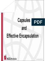 1.3 Capsules and Effective Encapsulation - Shaikh Chand