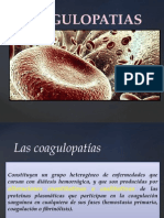 coagulopatias