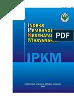 Indeks Pembangunan Kesehatan Masyarakat