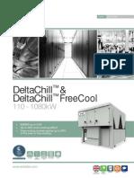 DeltaChill & DeltaChill FreeCool Chiller 110-1080kW SB UK