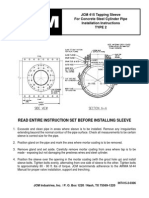 JCM 415 Type 2 Installation Instruction 0306