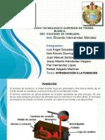 Introducción a La Fundición.