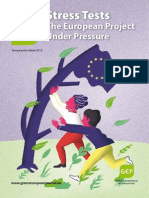 THE EUROPEAN PROJECT UNDER STRESSGEF-ED-2015-web