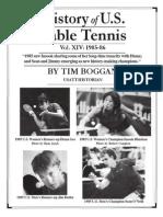 History of U.S. Table Tennis - Vol. XIV