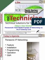 Panasonic Ip Networking