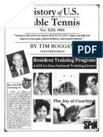 History of U.S. Table Tennis - Vol. XIII