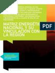 MATRIZ ENERGETICA
