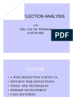 Crankshaft Deflection Analysis