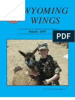 Wyoming Wings Magazine, March 2007
